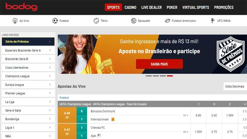 Bodog Brasil