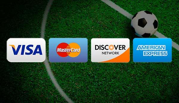 Sites de Apostas que Aceitam Cartão de Crédito