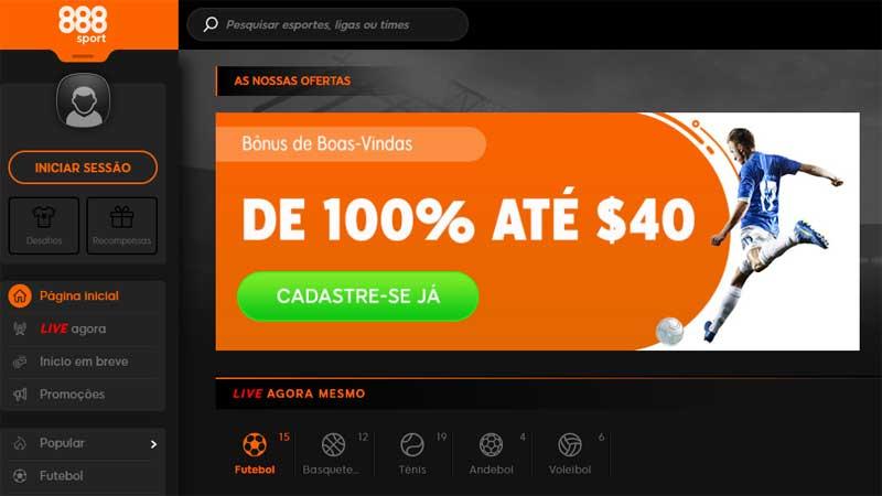 888Sport Brasil