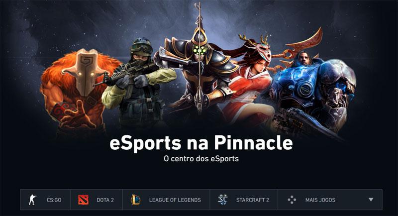 eSports na Pinnacle